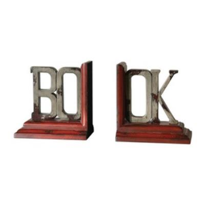 Uttermost 19589 Decorative Bookend (Set of Two)