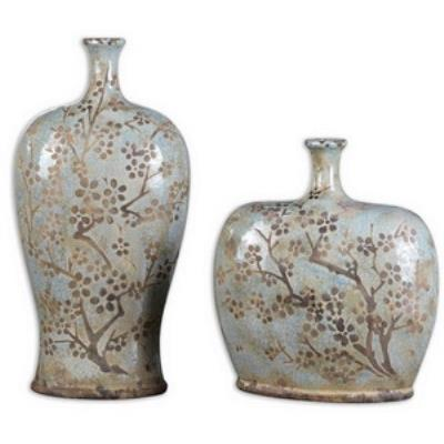 Uttermost 19658 Citrita - Decorative Vase (Set of 2)