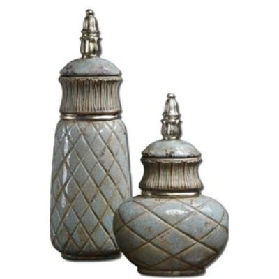 Uttermost 19689 Deniz - Decorative Container (Set of 2)