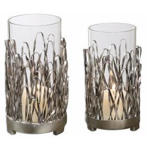 "Corbis - 10.25"" Candleholder (Set of 2)"