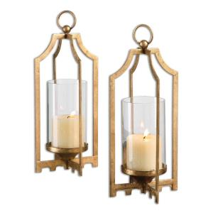 """Lucy - 12.75"""" Candleholder (Set of 2)"""