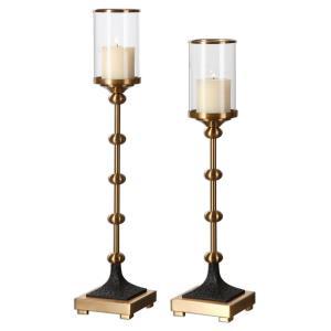 "Santona - 26.5"" Candleholder (Set of 2)"