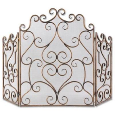 "Uttermost 20467 Kora - 55"" Fireplace Screen"