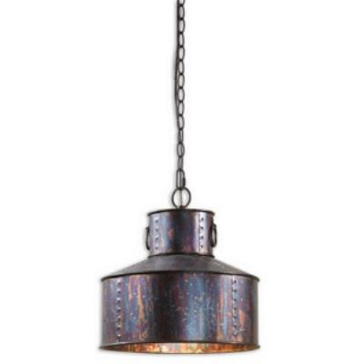 Uttermost 21924 Giaveno - One Light Pendant