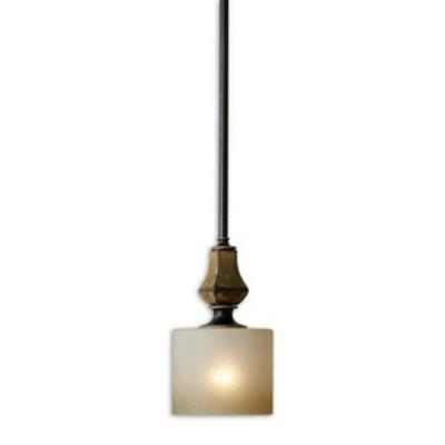 Uttermost 21946 Porano - One Light Mini-Pendant