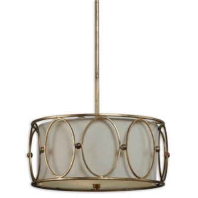 Uttermost 21955 Ovala - Three Light Pendant