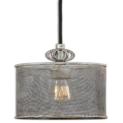 Uttermost 22003 Pontoise - One Light Mini-Pendant