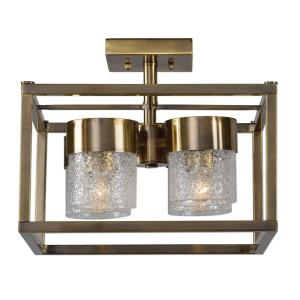 Marinot - Four Light Semi-Flush Mount