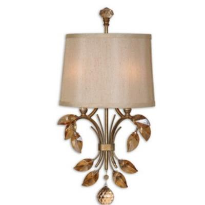 Uttermost 22487 Alenya - Two Light Wall Sconce