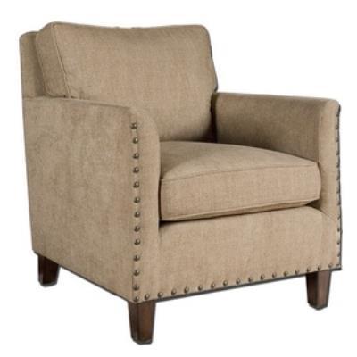 "Uttermost 23066 Keturah - 34.25"" Arm Chair"