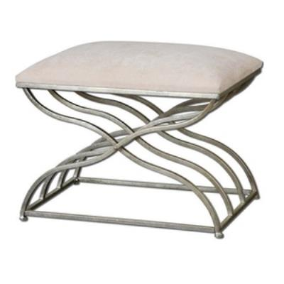 Uttermost 23091 Shea - Decorative Small Bench