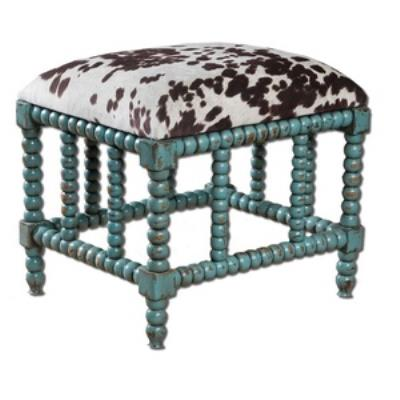 "Uttermost 23605 Chahna - 19"" Small Bench"
