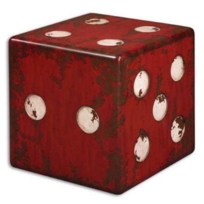 Uttermost 24168 Dice - Accent Table