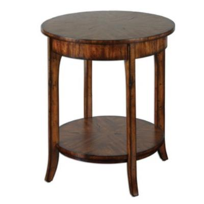 Uttermost 24228 Carmel - Lamp Table