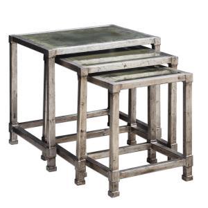 "Keanna - 26"" Nesting Table (Set of 3)"