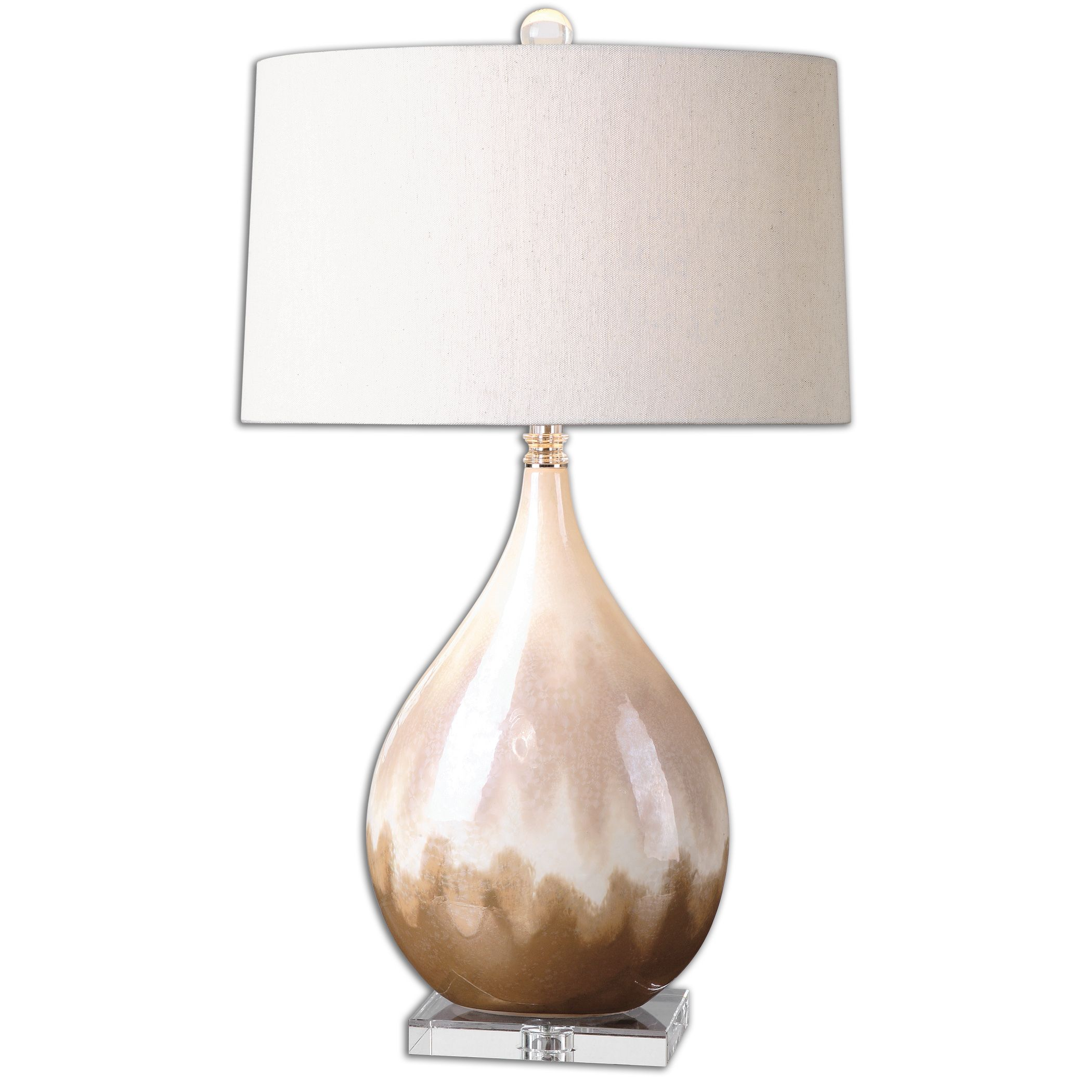 Uttermost - One Light Table Lamp - Lamps - Flavian - 1 Light Table Lamp