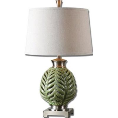 Uttermost 26285 Flowing Fern - One Light Table Lamp