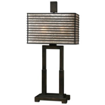 Uttermost 26291-1 Becton - Two Light Table Lamp