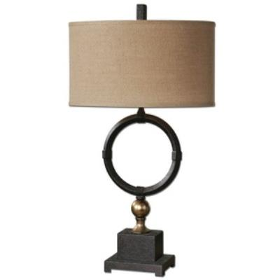Uttermost 26296-1 Pueblo - One Light Table Lamp