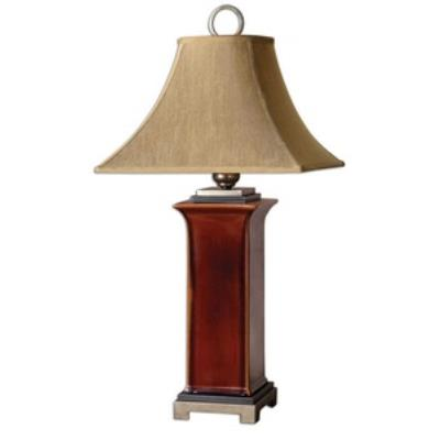 Uttermost 26529 Solano - One Light Table Lamp