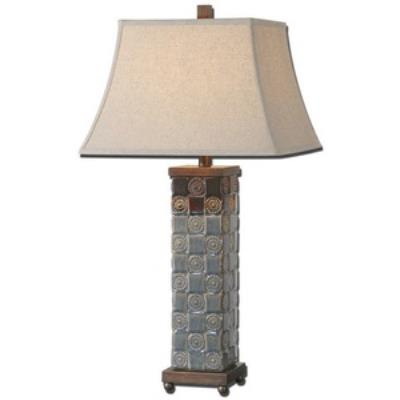 Uttermost 27398 Mincio - One Light Table Lamp