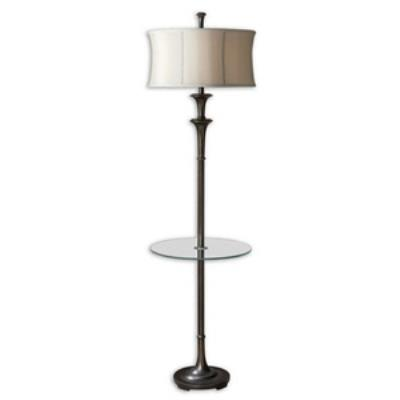 Uttermost 28235-1 Brazoria - One Light Floor Lamp