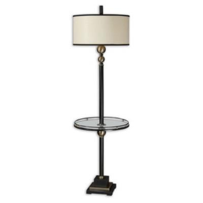 Uttermost 28571-1 Revolution - End Table Lamp