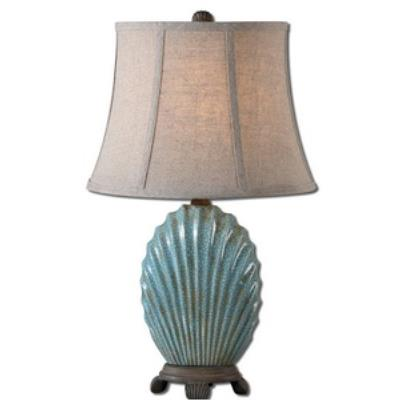 Uttermost 29321 Seashell - One Light Table Lamp