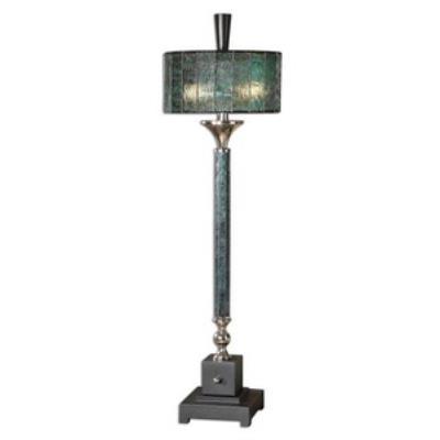 Uttermost 29658-1 Vedano - Two Light Floor Lamp