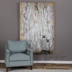 """Bright Morning - 72.75"""" Abstract Wall Art"""