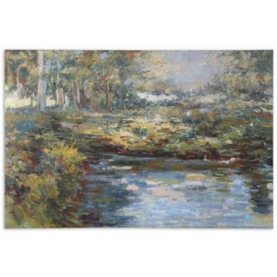 "Uttermost 32200 Lake James - 60"" Landscape Wall Art"