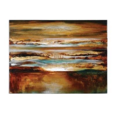 Uttermost 34209 Mystical Evening - Decorative Artwork