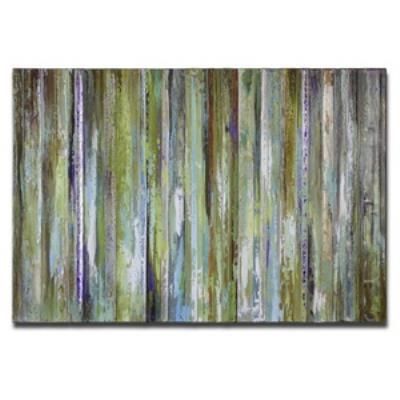 "Uttermost 34212 Colorful Expressions - 60"" Abstract Wall Art"