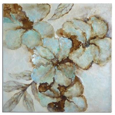 "Uttermost 34260 Fairy Blooms - 40"" Decorative Wall Art"