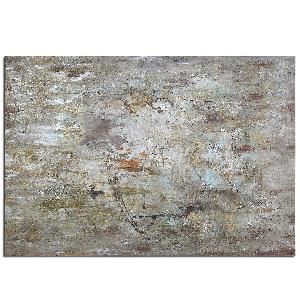 """Middle - 70"""" Abstract Wall Art"""