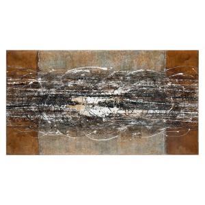 "Frantic - 70"" Abstract Decorative Wall Art"