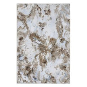 """Dust Storm - 60"""" Abstract Decorative Wall Art"""