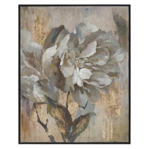 "Dazzling - 51"" Floral Decorative Wall Art"