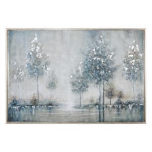 """Walk In The Meadow - 61.38"""" Landscape Decorative Wall Art"""