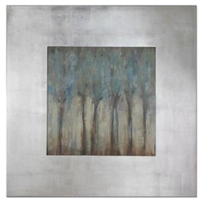 """Uttermost 41390 Windblown - 47"""" Decorative Wall Art"""