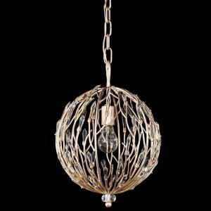 Bask - One Light Orb Pendant