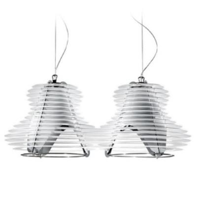 Zaneen Lighting D12-1003 Faretto - Two Light Pendant