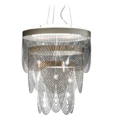 Zaneen Lighting D12-1009 Ceremony - Four Light Pendant