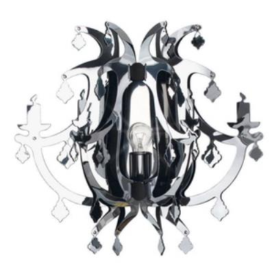 Zaneen Lighting D12-3015 Ginetta - One Light Wall Lamp