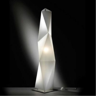 Zaneen Lighting D12-4066 Diamond - One Light Medium Floor Lamp