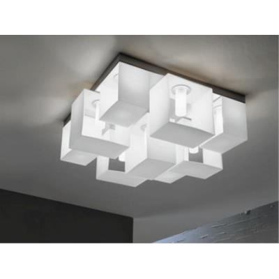 Zaneen Lighting D8-2045 DOMINO FLUSH MOUNT
