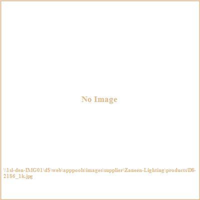 Zaneen Lighting D8-2186 Domino - Four Light Flush Mount