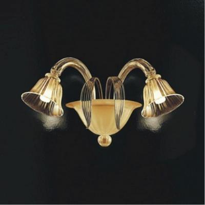Zaneen Lighting D8-3197 D-Orsay - Two Light Wall Sconce