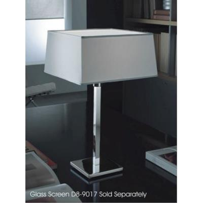 Zaneen Lighting D8-4092 CARRE TABLE LAMP