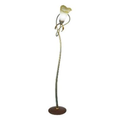 Zaneen Lighting Z6444WCO Lombardia - One Light Floor Lamp